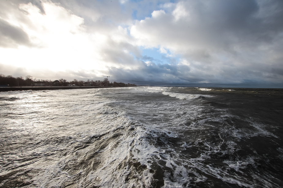 В Калининграде атмосферное давление опустится значительно ниже нормы - Новости Калининграда