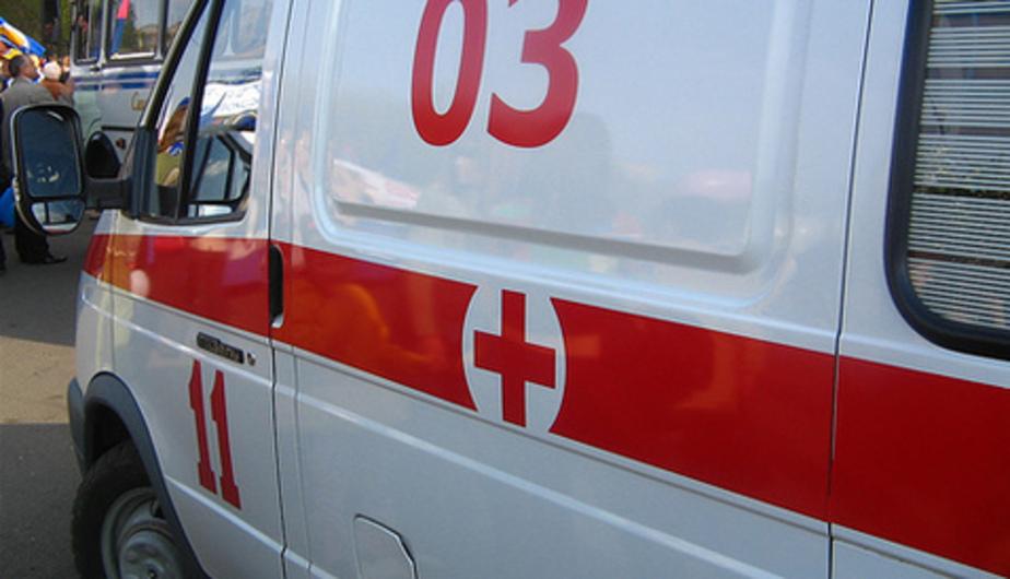 В Калининграде при резком торможении автобуса получила травмы 78-летняя пассажирка  - Новости Калининграда