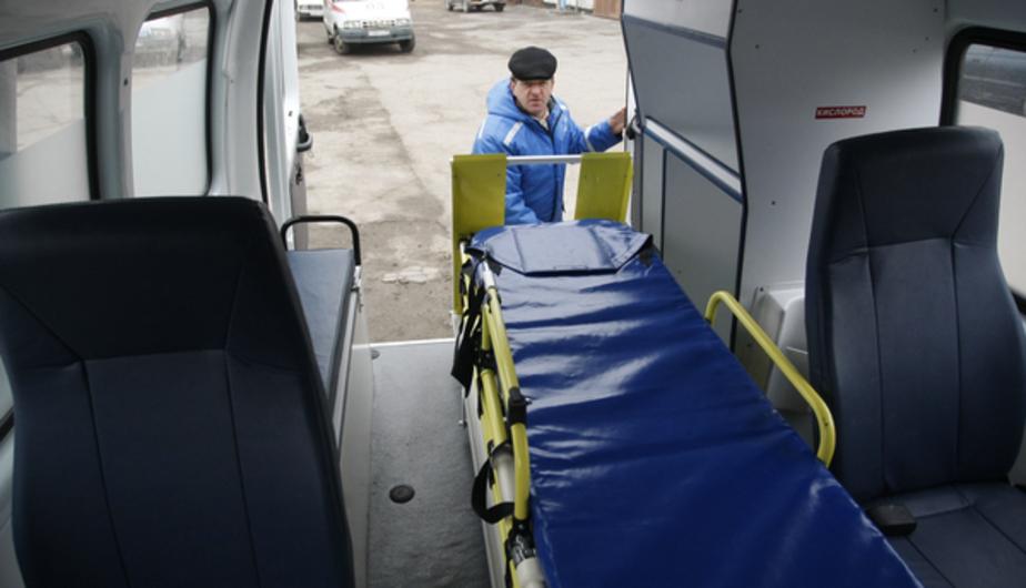 В Калининграде автобус дважды переехал шестилетнего ребенка