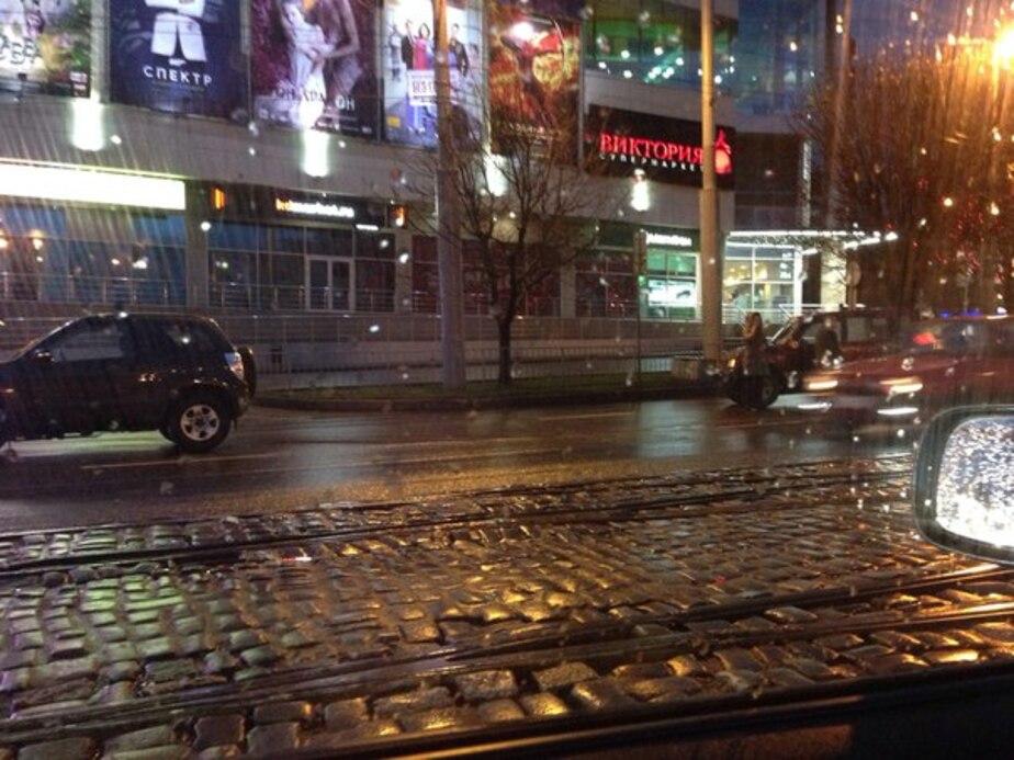 ДТП на двух проспектах Калининграда стали причиной утренних пробок