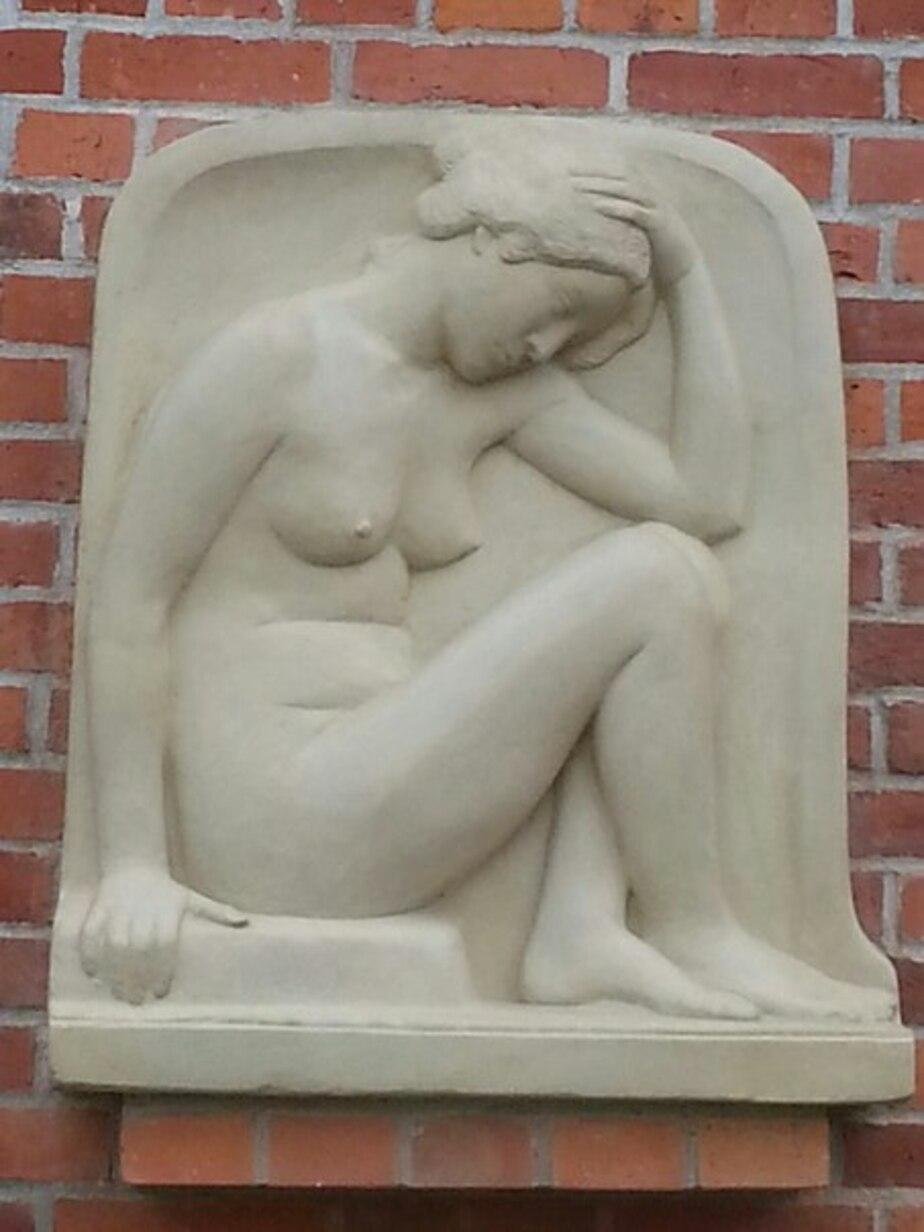 В Калининграде появится новая скульптура работы Станислауса Кауэра  - Новости Калининграда