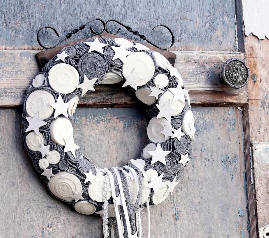Вместе с мастерами  из дизайн-студии «Вдохновение» создаем  украшения  для дома своими руками. - Новости Калининграда