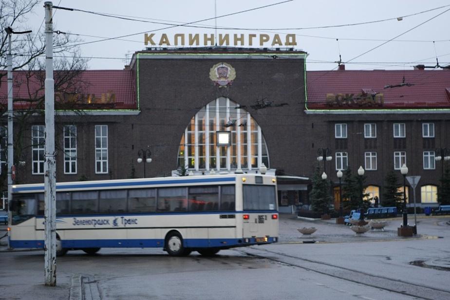 Запущен автобус по маршруту Калининград — Ольштын - Новости Калининграда