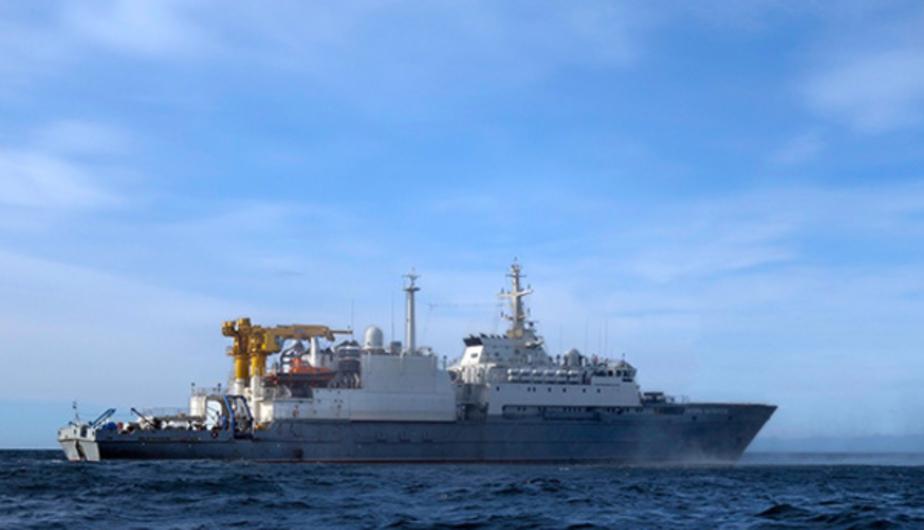 В Балтийском море испытывают глубоководный комплекс - Новости Калининграда