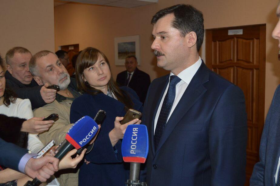 В Росавиации рассказали, когда завершится полная реконструкция аэропорта Храброво - Новости Калининграда