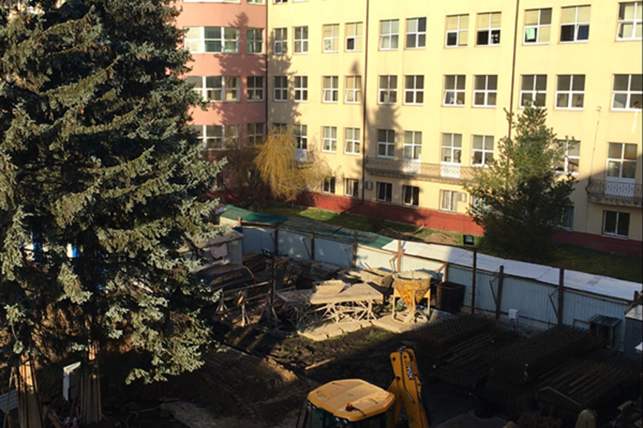 В Калининграде начали строить Офтальмологический центр