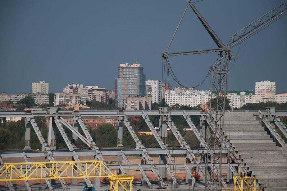 """""""Крокус"""" объяснил подорожание калининградского стадиона на 7 млрд курсом доллара  - Новости Калининграда"""