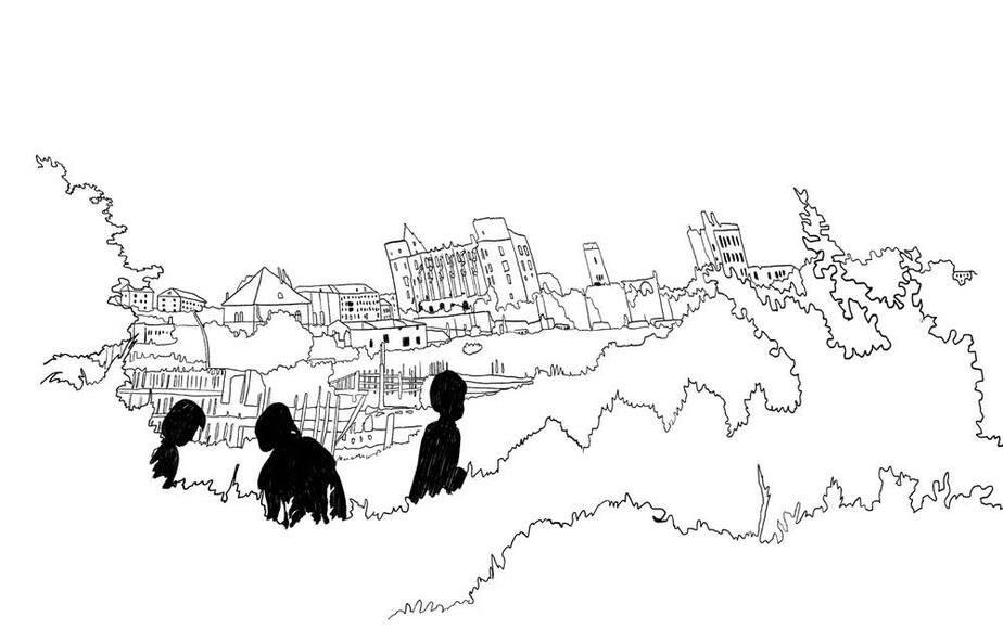 Короли, русалки и мостовые тролли: писатель Александр Попадин выпускает две книги о легендах острова Канта - Новости Калининграда