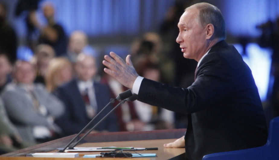 Путин высказался за выборы в интернете и против ограничений в сети - Новости Калининграда