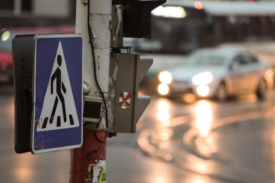 За сутки в Калининграде сбили трёх пешеходов, один скончался