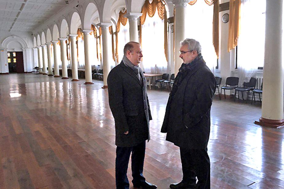 В Калининграде к реконструкции здания бывшей биржи под музей привлекут специалистов Эрмитажа  - Новости Калининграда