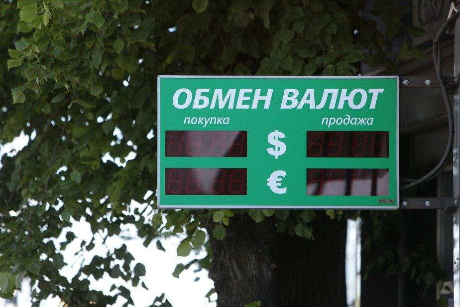Центробанк приостановил скупку валюты из-за падения рубля - Новости Калининграда