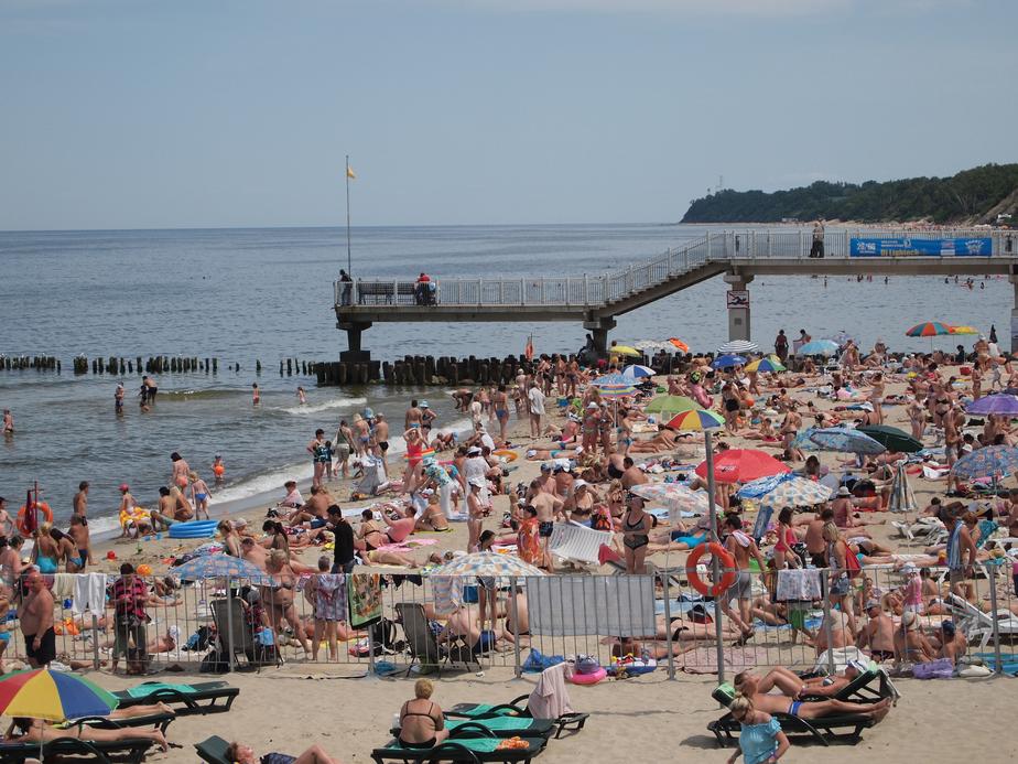 Последняя неделя августа в Калининградской области будет жаркой - Новости Калининграда