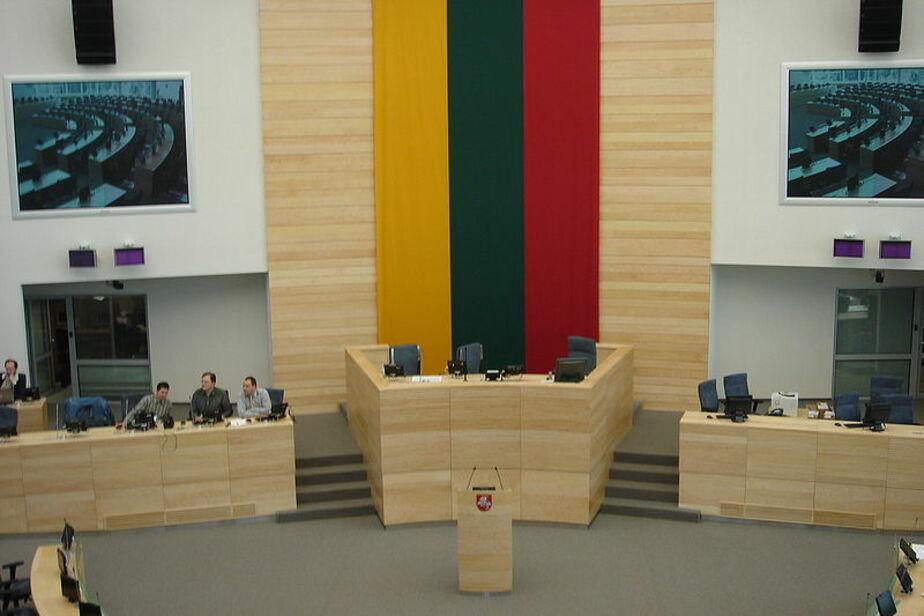 Вице-спикера парламента Литвы хотят лишить поста из-за связей с Россией  - Новости Калининграда