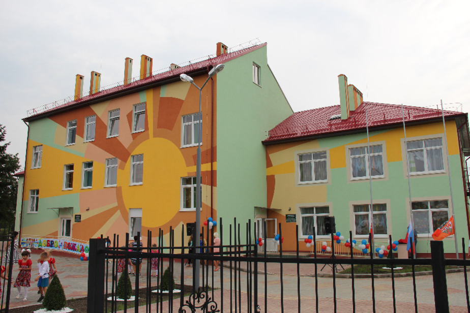 В одном из калининградских детсадов откроется лего-мастерская  - Новости Калининграда