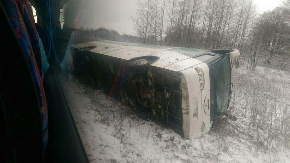 Пострадавшие в ДТП под Калининградом пассажиры не могут доказать, что были в автобусе