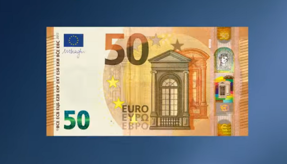 Скриншот видеозаписи с сайта ecb.europa.eu