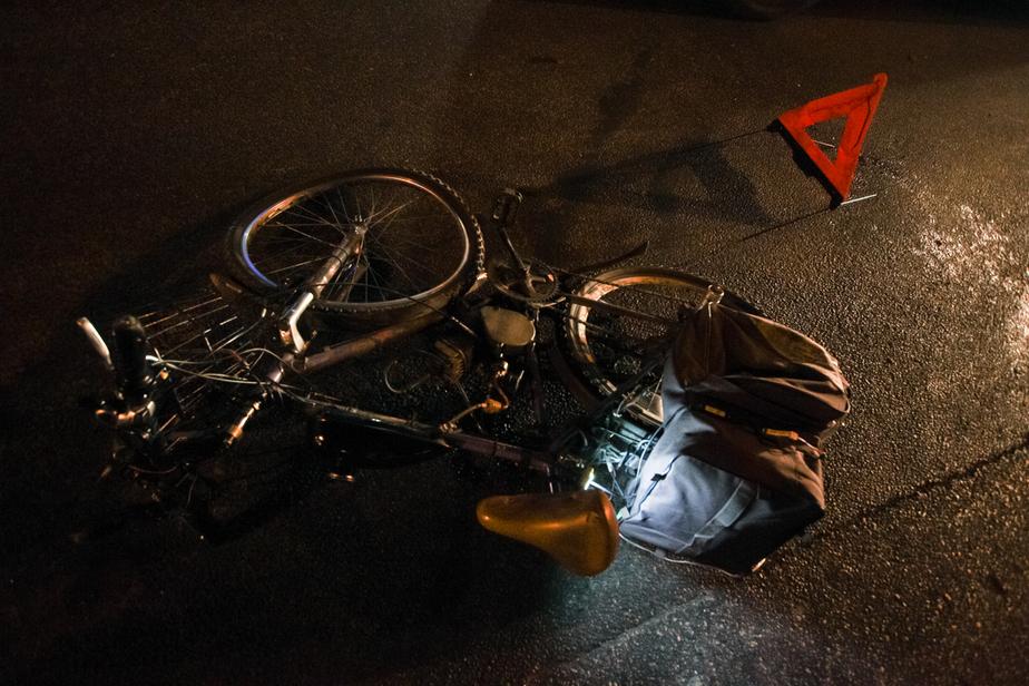 Разыскиваются свидетели аварии на ул. Суворова, где сбили юного велосипедиста - Новости Калининграда