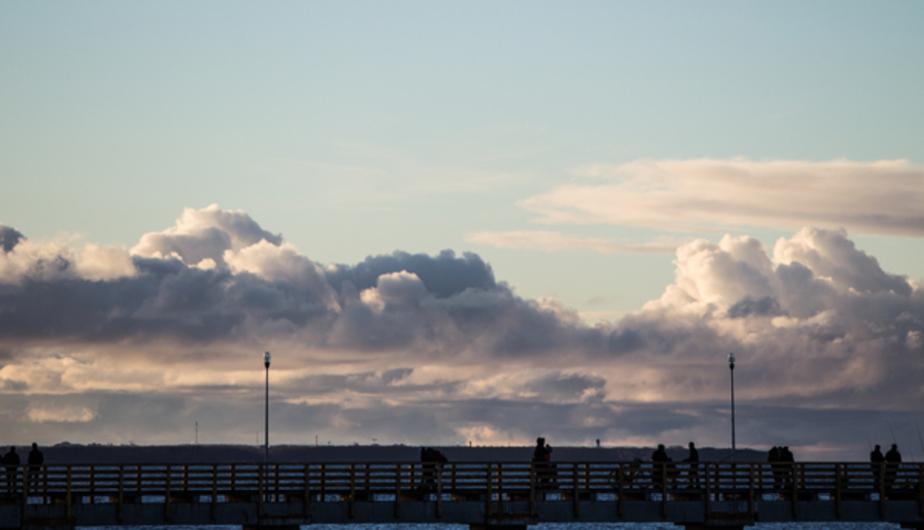 Калининградцев ожидают колебания атмосферного давления