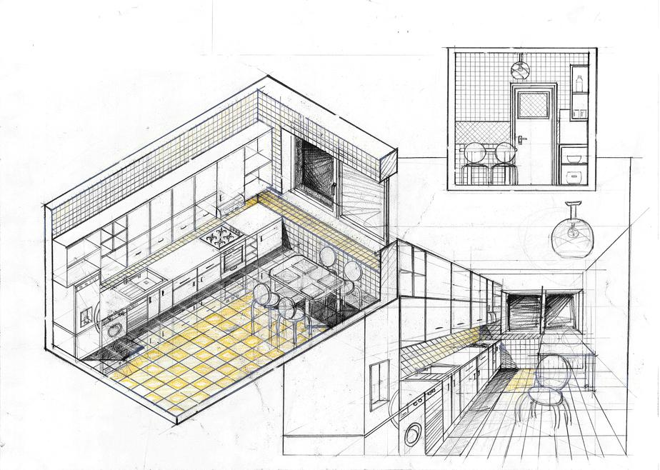 Сам себе дизайнер: как создать грамотный проект собственной кухни - Новости Калининграда