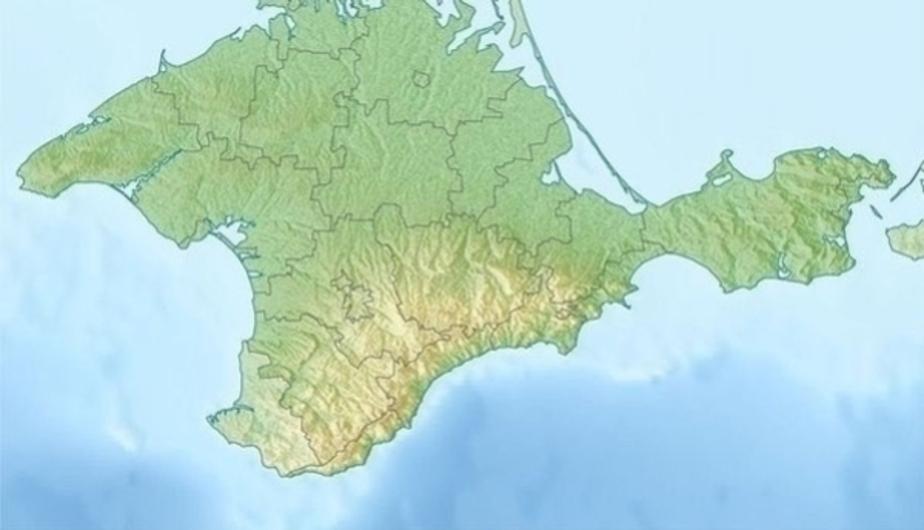 Совфед планирует запретить рекламу с картами России без Крыма - Новости Калининграда