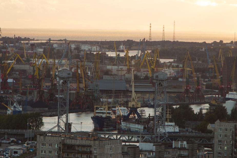 В Калининградском порту вводится сбор на обеспечение безопасности - Новости Калининграда
