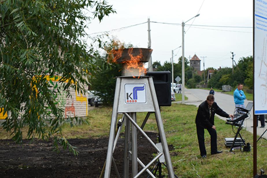 В Гвардейске более 200 домов подключили к природному газу - Новости Калининграда