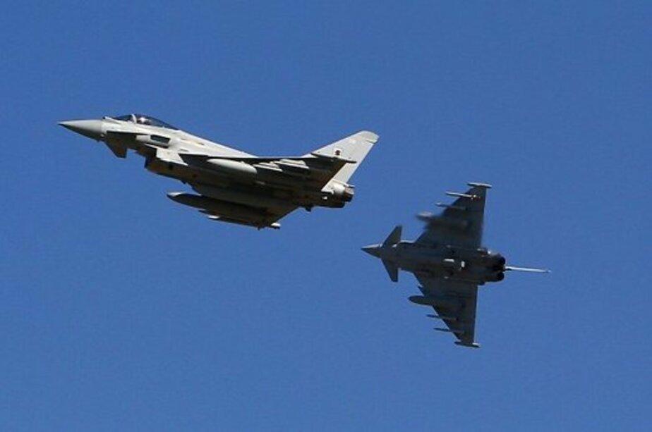 Истребители НАТО сопроводили первый в новом году российский самолёт над Балтикой