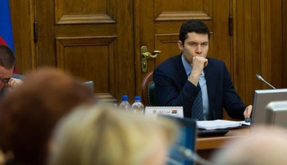 Алиханов министрам: Если не исполните бюджет — будете работать здесь бесплатно  - Новости Калининграда