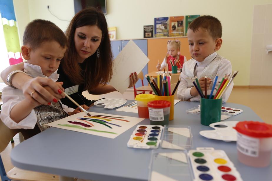 Министр: В калининградских детсадах впервые укомплектован штат - Новости Калининграда