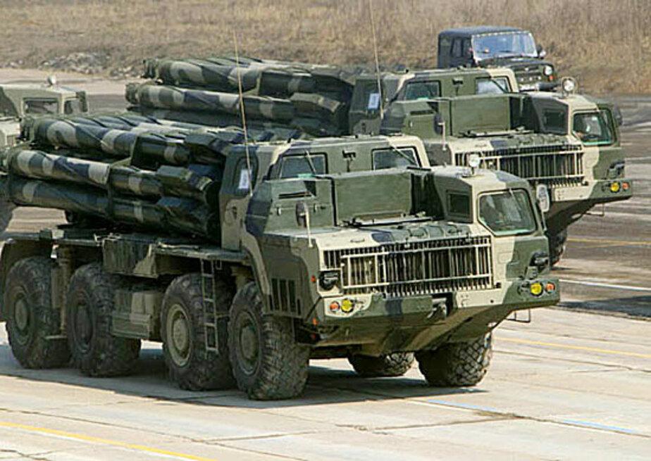 Мотострелковые подразделения ЗВО получили 50 единиц реактивных систем залпового огня