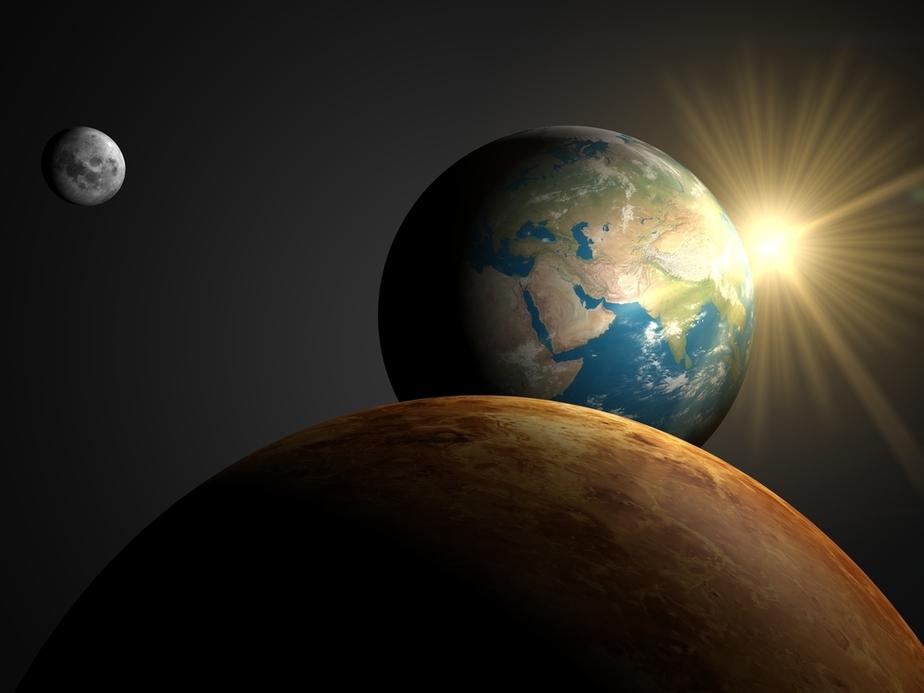 Ученые составили план, как человечество может заселить Венеру - Новости Калининграда