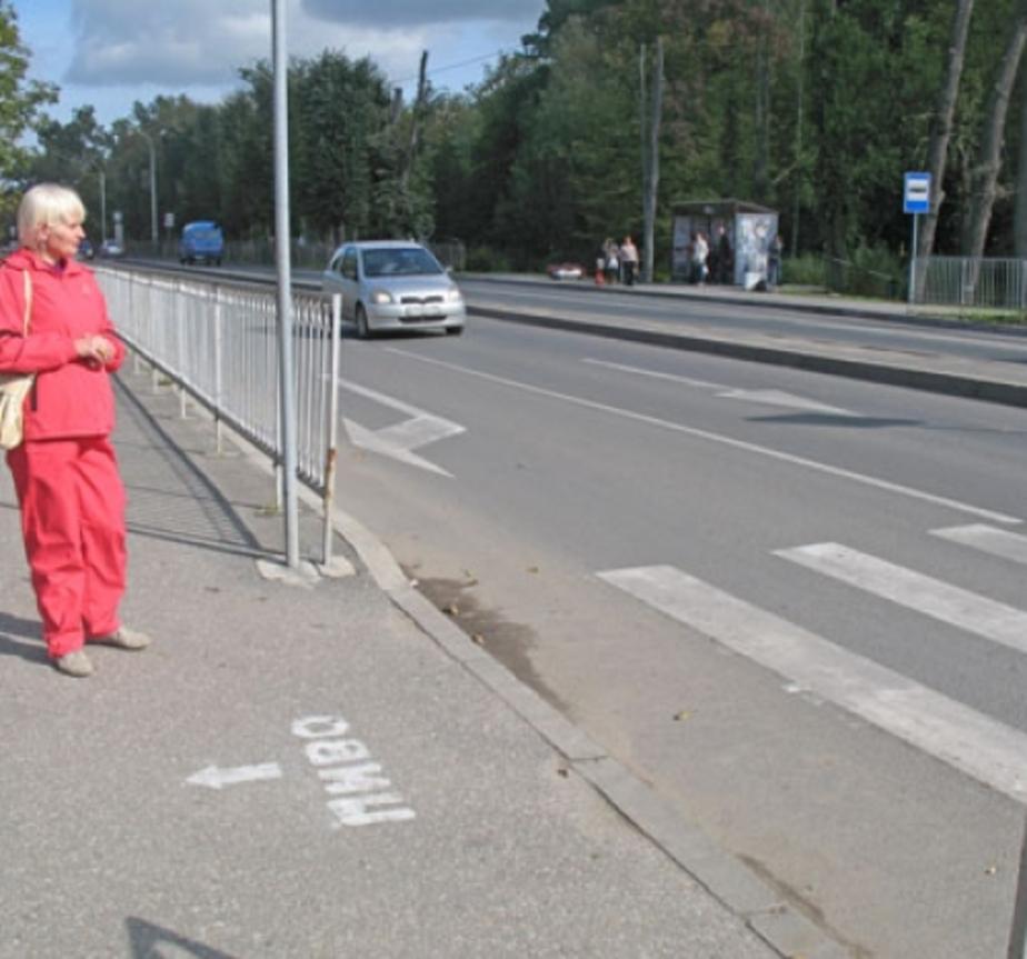 В Калининградской области в выходные сбили 5 пешеходов
