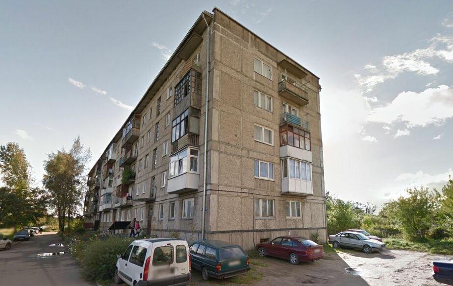 Источник: в Гурьевске произошёл пожар в пятиэтажном доме, погибла женщина - Новости Калининграда
