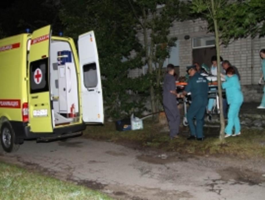 Обгоревшего в Мамоново подростка отвезли на лечение самолетом МЧС - Новости Калининграда