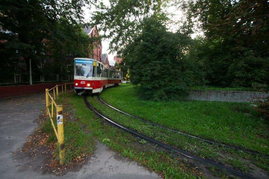 Разработчики генплана предлагают пустить трамвай в сторону бывшего Балтрайона - Новости Калининграда