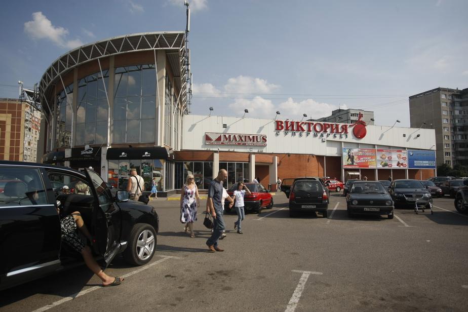 """В районе спорткомплекса """"Янтарный"""" построят супермаркет """"Виктория""""  - Новости Калининграда"""