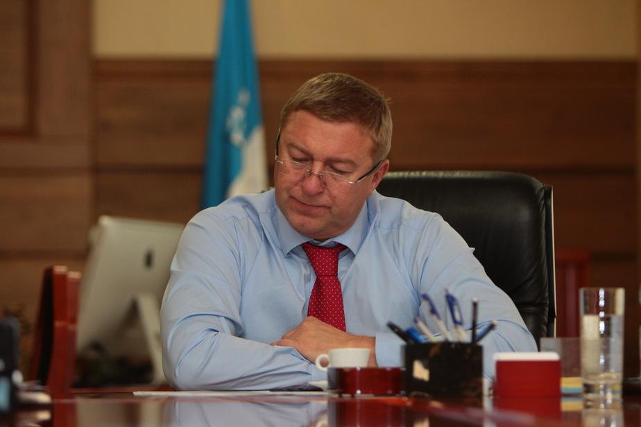Ярошук в прямом эфире проведёт дебаты с перевозчиками - Новости Калининграда