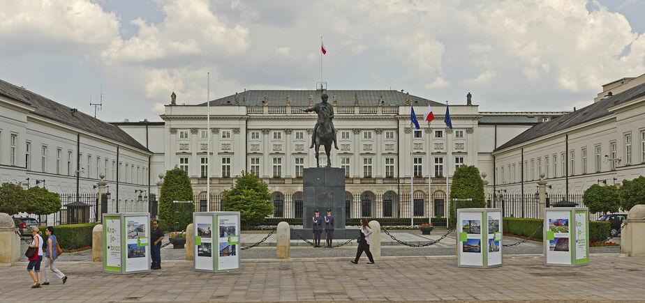 В Польше расследуют дело о присвоении имущества из резиденций президента