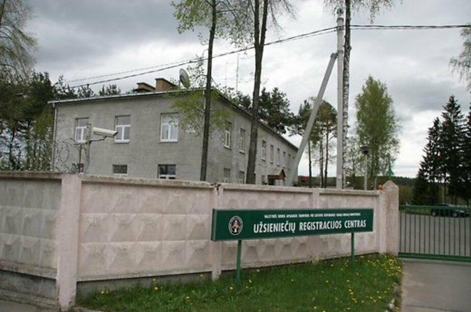 Нелегальные мигранты устроили беспорядки в Литве - Новости Калининграда
