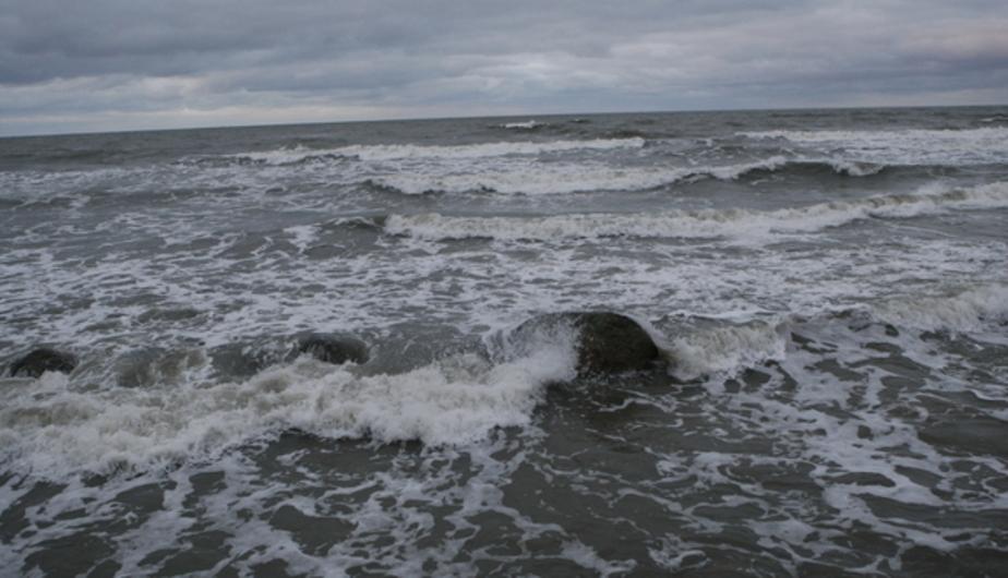 На побережье Балтийского моря в посёлке Сокольники утонул мужчина - Новости Калининграда