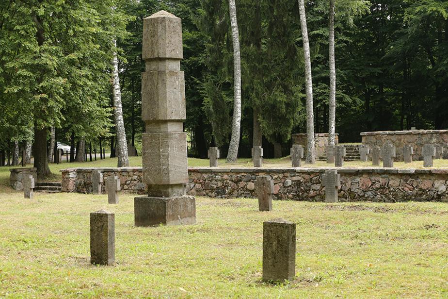 Калининградские волонтеры занялись поиском захоронений Первой мировой - Новости Калининграда