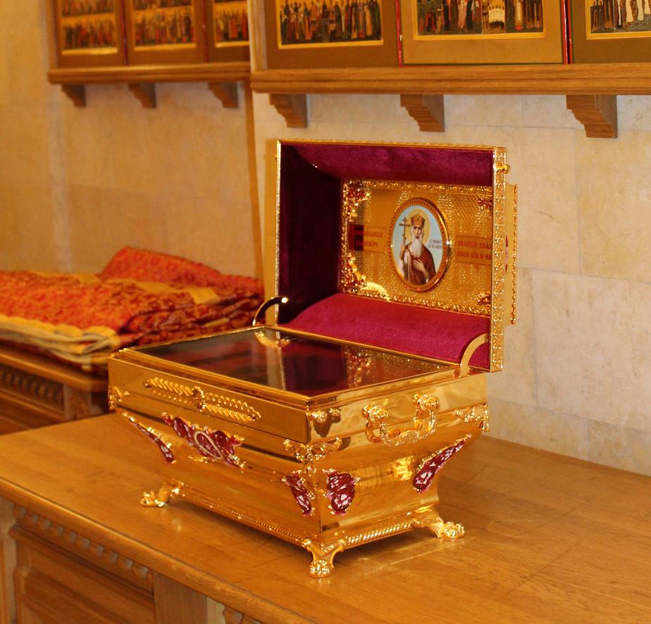 В Калининград привезут мощи святого князя Владимира