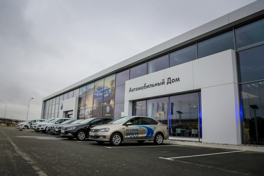 Немецкая щедрость: Volkswagen снизил цены на оригинальные детали - Новости Калининграда