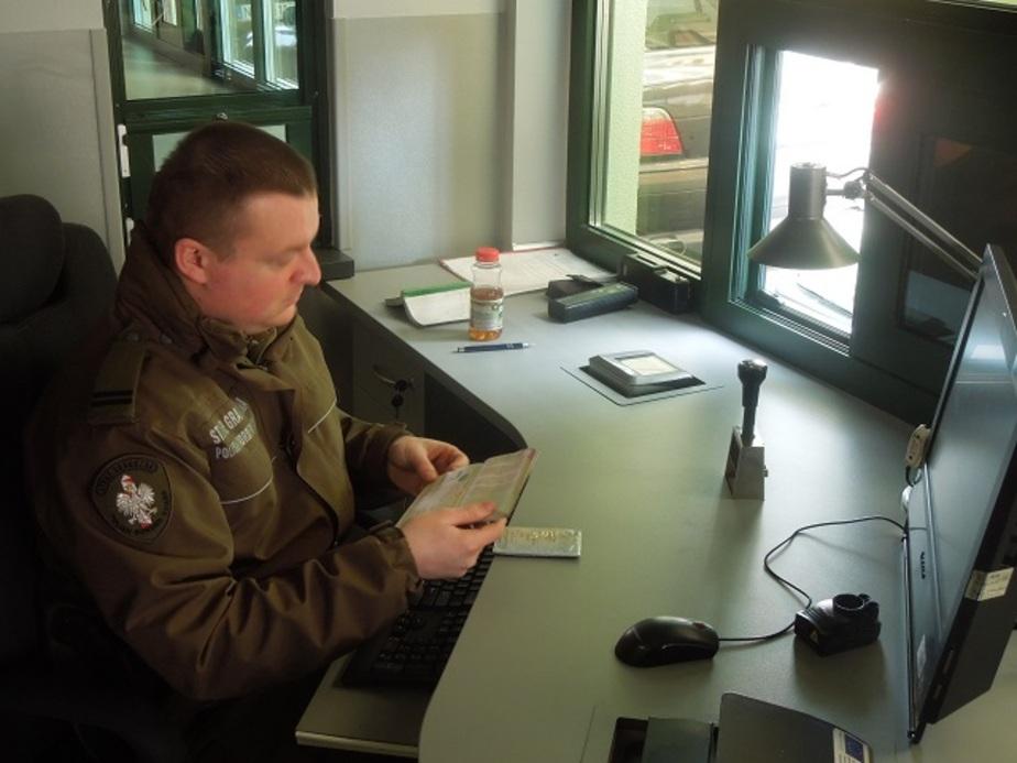 Польские пограничники задержали объявленного в розыск россиянина