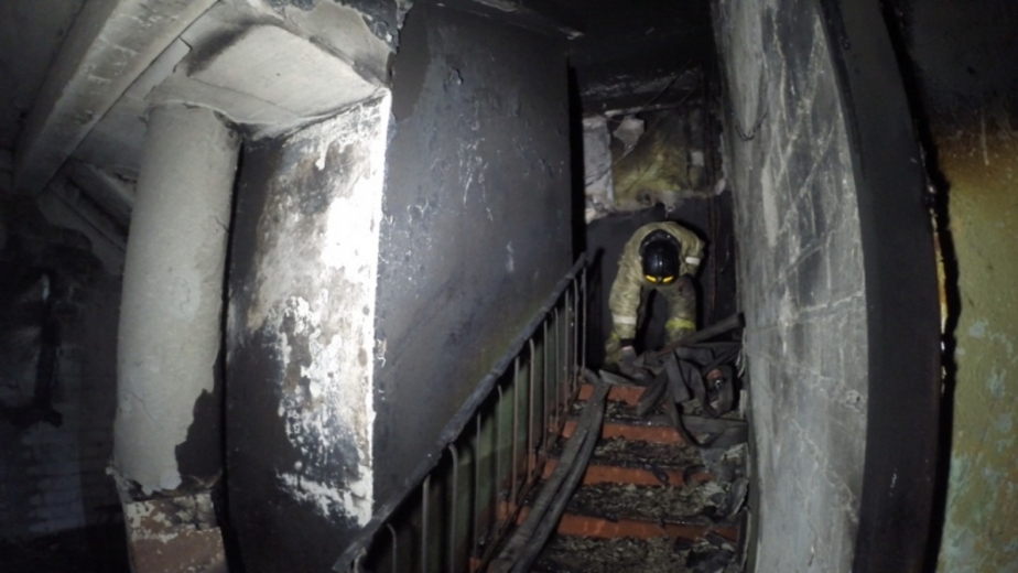 Калининградские пожарные за ночь потушили три квартиры - Новости Калининграда