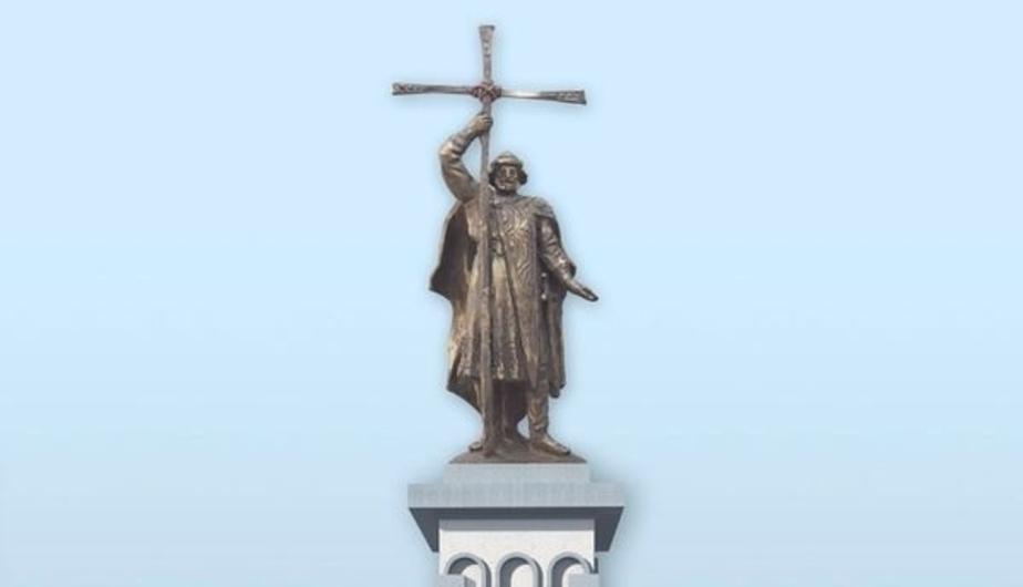 Ярошук о памятнике Владимиру: Послушаем мнение людей, но решение принимают власти - Новости Калининграда