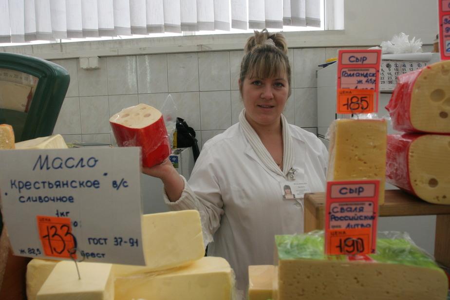 В РФ 78% сыра является фальсификатом - Россельхознадзор - Новости Калининграда
