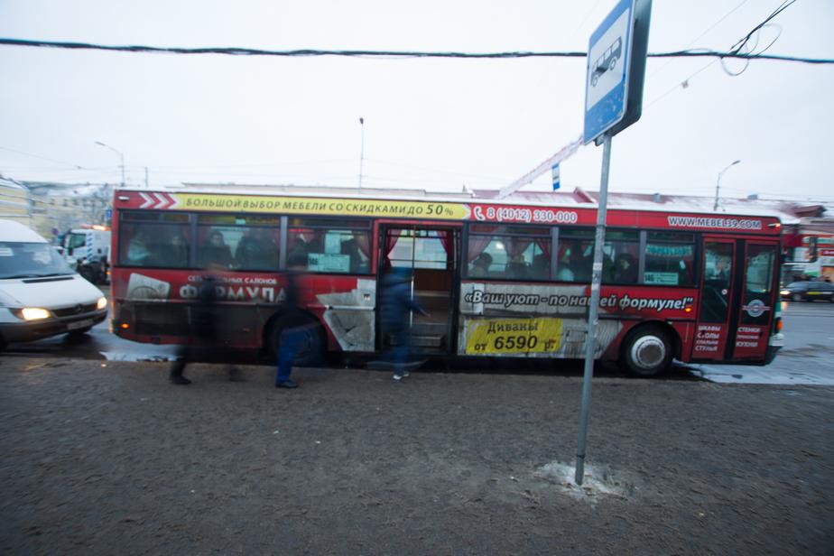 В связи с реконструкцией Северного обхода меняется движение автобусов (расписание) - Новости Калининграда