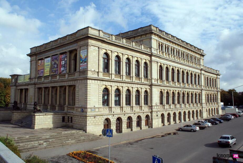 Ермак рассказал, планируется ли смена руководства Художественной галереи в Калининграде - Новости Калининграда